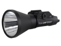 Streamlight TLR-1S HP Tactical Illuminator Flashlight with Remote Switch White LED  Fits Picatinny Rails Aluminum Matte