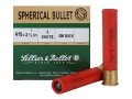 "Product detail of Sellier & Bellot Ammunition 410 Bore 2-1/2"" 000 Buckshot 3 Pellets Box of 25"