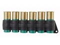Mesa Tactical Sureshell Shotshell Ammunition Carrier 12 Gauge Mossberg 500, 590, 835 6-Round Polymer Black