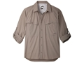 Mountain Khakis Men's Skiff Shirt Long Sleeve Synthetic Blend