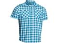 Under Armour Men's Chesapeake Short Sleeve Shirt Polyester Deceit/Moon Shadow Large 42-44