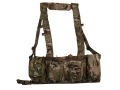 VTAC Pouch Chest Rig Nylon Multi-Cam