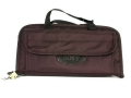 "Product detail of Boyt Double Pistol Gun Case 13"" x 7"" Nylon Black"