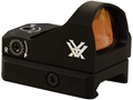 Vortex Optics Viper Red Dot Sight 1x 6 MOA Dot with Picatinny Mount Matte