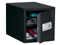 Product detail of Stack-On Quick Access Personal Safe with Motorized Lock Black