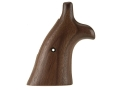 Smith & Wesson Conversion Grips S&W N-Frame Round to Square Butt Fancy Walnut