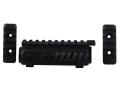 FAB Defense Upper Handguard with Picatinny Rail AK-47 Polymer Black