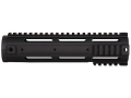 Yankee Hill Machine Free Float Tube Handguard Smooth/Quad Rail AR-15 Mid Length Aluminum Matte