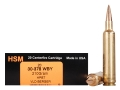 HSM Trophy Gold Ammunition 30-378 Weatherby Magnum 210 Grain Berger Hunting VLD Hollow Point Boat Tail Box of 20
