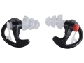SportEAR Sport Plugz XP3 Medium Ear Plugs (NRR 19dB) Black