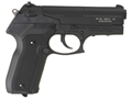 Gamo PT-80 Air Pistol 177 Caliber Pellet Black Poly Grips Matte Factory Reconditioned