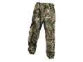 Scent Blocker Men&#39;s Mack Daddy Pro Fleece Pants Polyester Realtree AP Camo Medium 32-34 Waist 32&quot; Inseam