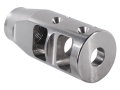 "JP Enterprises Bennie Cooley TactiCal Muzzle Brake 308 Caliber 5/8""-24 Thread .750"" Outside Diameter Stainless Steel"