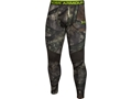 Under Armour Men's ColdGear Infrared Scent Control Tevo Base Layer Leggings Polyester