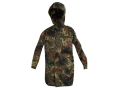 Military Surplus New Condition German Cold Weather Parka Flectarn Camo Medium