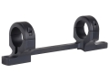 DNZ Products Game Reaper 1-Piece Scope Base with 1&quot; Integral Rings Mossberg 100 ATR and 4X4 Matte Medium