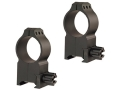 Warne 30mm Tactical Picatinny-Style Rings AR-15 Flat Top Matte Ultra High