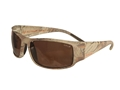 Bolle King Polarized Sunglasses Realtree Xtra Frame A-14 Brown Lens