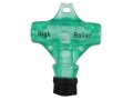 Product detail of Primos High Roller Whistle Polycarbonate Duck Call Green