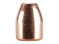 Rainier LeadSafe Bullets 50 Caliber (500 Diameter) 300 Grain Plated Flat Nose Box of 100 (Bulk Packaged)