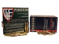 Fiocchi Shooting Dynamics Ammunition Shooter's Pack 22 Long Rifle 38 Grain HP and 223 Remington 55 Grain PSP Box of 560 (500 Rounds 22 Long Rifle and 60 Rounds 223 Remington)