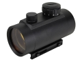 Product detail of ADCO E-Dot Red Dot Sight 50mm Tube 1x 3 MOA Dot with Integral Weaver-Style Mount Matte