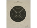 NRA Official International High Power Rifle Target C-1 300 Meter Paper Package of 50