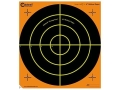 "Caldwell Orange Peel Target 16"" Self-Adhesive Bullseye Package of 5"