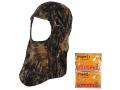 HeatMax Heated Balaclava Synthetic Blend Mossy Oak Break-Up Camo