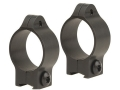 "Talley 1"" Ring Mounts Winchester 61 Matte Medium"