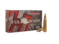 Hornady Full Boar Ammunition 223 Remington 50 Grain GMX Boat Tail Lead-Free Box of 20