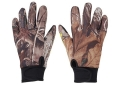 ScentBlocker XLT Gloves Polyester Realtree AP Camo Medium/Large