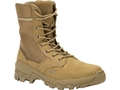 "5.11 Speed 3.0 Jungle 8"" Tactical Boots Leather and Nylon Dark Coyote Men's"