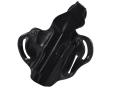 DeSantis Thumb Break Scabbard Belt Holster Right Hand Sig Sauer P220R, P226R Leather Black