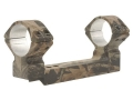 "Talley Lightweight 1-Piece Scope Mounts with Integral 1"" Rings Thompson Center Encore, Omega, Triumph Camo Extra-High"