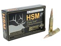 HSM Trophy Gold Ammunition 338 Lapua Magnum 250 Grain Berger Open Tip Match Box of 20