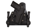 Comp-Tac Cavalry Inside the Waistband Holster Glock 43 Kydex and Leather Black