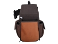 Product detail of Remington Premier Double Competition Shot Shell Pouch Nylon Brown/Tan