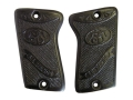 Vintage Gun Grips Continental LeRapid 25 ACP Polymer Black