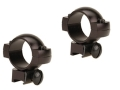 Simmons 1&quot; Rimfire and Airgun Rings Matte Medium