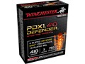"Winchester Supreme Elite Self Defense Ammunition 410 Bore 3"" 4 Disks over 1/3 oz BB Bonded PDX1"