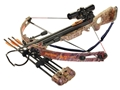 Inferno Blitz Optimum Crossbow Package with 4 x 32 Illuminated Scope Oak Grove Fall Camo