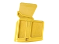 Arredondo Safety Magazine Well Bolt Block with Ejection Port Flag AR-15 Nylon Yellow