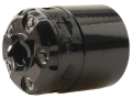 Howell&#39;s Old West Semi Drop In Conversions Drop-In Conversion Cylinder 44 Caliber Pietta 1860 Army Steel Frame Black Powder Revolver 45 Colt (Long Colt) 5-Round Blue