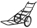 Muddy The Carry-All Game Cart Steel Black