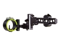 "Black Gold Ascent Ambush DT 1-Pin Slider Bow Sight .019"" Diameter Pins Right Hand Black"