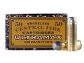 Ultramax Cowboy Action Ammunition 45 Colt (Long Colt) 200 Grain Lead Flat Nose Box of 250
