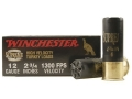 Winchester Double X Turkey Ammunition 12 Gauge 2-3/4&quot; 1-1/2 oz #6 Copper Plated Shot Box of 10