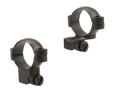 Leupold 30mm Extended Ring Mounts Ruger 77 Matte High