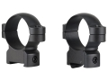 Leupold 30mm Ring Mounts CZ 550 Matte Medium